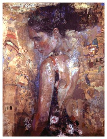 Besos by Charles Dwyer