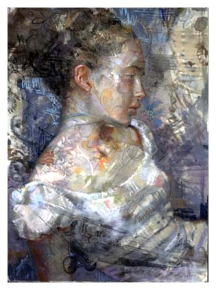 Flight Azure by Charles Dwyer