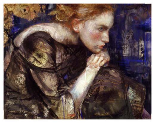 Grace by Charles Dwyer