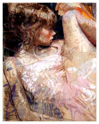 Moulin Rouge by Charles Dwyer