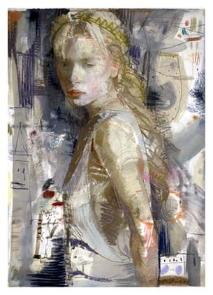 White Shadows by Charles Dwyer